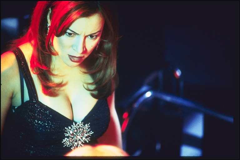 Jennifer Tilly As Ginger In Fast Sofa